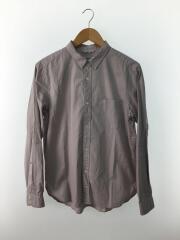 ガーメントダイスモールカラーシャツ/M/コットン/ピンク/UW84-13U005