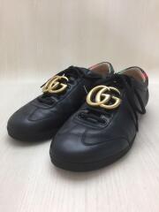 GGマーモント/ローカットスニーカー/UK8/BLK/ブラック/437487