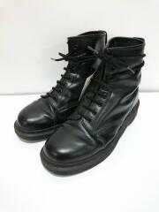 1460 Mono 8 Eye Boot/レースアップブーツ/14353001/US8/BLK/ブラック