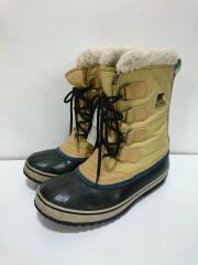 PAC NYLON/ブーツ/NM1440-373/25cm/BEG/ベージュ