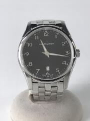 アメリカンクラシック スピリットオブリバティ/自動巻腕時計/アナログ/BRW/SLV/H424151