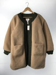 cold weather jacket/ボアコート/FREE/ポリエステル/BEG