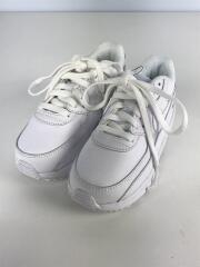 キッズ靴/16cm/スニーカー/レザー/WHT/CD6868-100