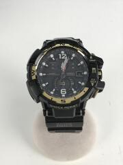 ソーラー腕時計・G-SHOCK/アナログ/BLK/C-12