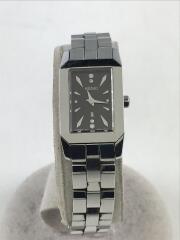 自動巻腕時計/アナログ/ステンレス/BLK
