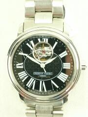 自動巻腕時計/アナログ/ステンレス/BLK/BLK/310B3P6B