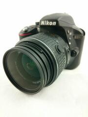 ニコン/デジタル一眼カメラ D3300 18-55 VRII レンズキット [ブラック]