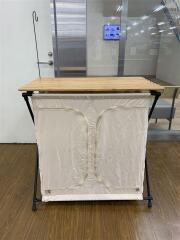 バンブーキッチンカウンター/NT-BK01 テーブル/1~2人用/BEG