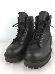×SNOWPEAK/DANNER FIELD PRO/ブーツ/24cm/BLK/ゴアテックス