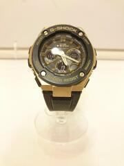 TOUGH SOLAR/箱付/GST-W300G-1A9JF/ソーラー腕時計・G-SHOCK/デジアナ/電波 G-STEEL