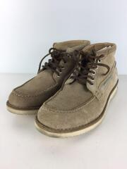 ブーツ/UK7/BEG/GS13837/588/フッドウェアー/スウェード/5ホール/