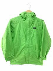 ジャケット/L/ナイロン/グリーン/黄緑/トレント/TORRENT SHELL JACKET/64310SP12