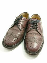 ドレスシューズ/ウイングチップ/ブラウン/茶色/26cm/ビジネスシーン/シューズ/靴