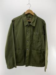 8039-13-80000/LYBRO/BRITISH ARMY BLAZER/カバーオール/48/コットン/カーキ/ミリタリーシャツジャケット