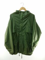 ナイロンジャケット/M/マウンテンパーカー/無地/カーキ/グリーン/緑/羽織/アウトドア/ロゴ