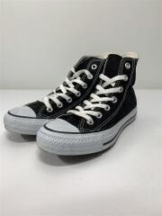 M9160/ALL STAR HI/ハイカットスニーカー/シューズ/靴/22.5cm/黒/キャンバス
