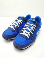 WMNS GENICCO/ウィメンズジニコ/644451-434/ローカットスニーカー/25.5cm/ブルー/青