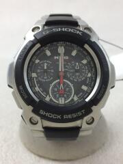 ソーラー腕時計・G-SHOCK/アナログ/SLV/MTG-1000-AJF