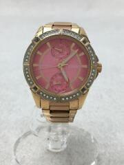 シチズン/クォーツ腕時計/アナログ/ステンレス/ピンク/ゴールド/ECO-DRIVE/911050509