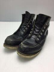 8130/モックトゥ/ブーツ/26.5cm/BLK/アイリッシュセッター/ワークブーツ/アメリカンカジュアル/