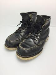 ブーツ/--/BLK/ソール減り有/状態考慮/刺繍羽タグ/90s以降/