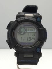 FROGMAN/ソーラー腕時計・G-SHOCK/デジタル/ラバー/BLU/GWF-D1000B-1JF