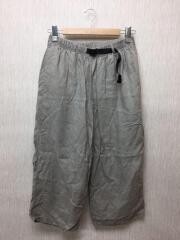 ボトム/FREE/コットン/GRY/LINEN BALLOON PANTS/GLP-18S028