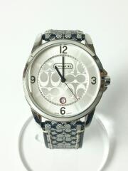 クォーツ腕時計/アナログ/キャンバス/0291.1.8.314.837