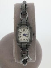 ハミルトン/H31121783/レディ・ハミルトン・レプリカ・アンティークシルバー/クォーツ腕時計