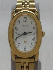 セイコー/1F21-5B70/クォーツ腕時計/アナログ/ステンレス