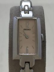 セイコー/2E20-7310/クォーツ腕時計/アナログ/ステンレス/PNK