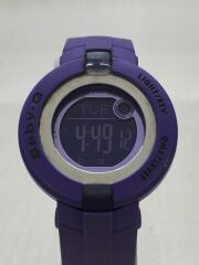 カシオ/BG-1206/BABY-G/クォーツ腕時計/デジタル/ラバー/PUP/PUP