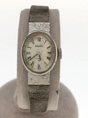 セイコー/11-7020/手巻腕時計/アナログ/ステンレス/SLV/SLV
