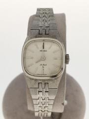 セイコー/1120-3060/手巻腕時計/アナログ/ステンレス/WHT/SLV