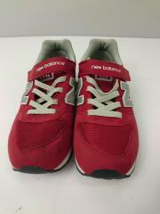 ニューバランス/キッズ靴/--/スニーカー/RED