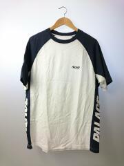 パレス/Tシャツ/L/コットン/WHT