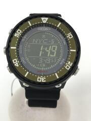 ソーラー腕時計/デジタル/PROPEX Fieldmaster×URBS/S802-00M0