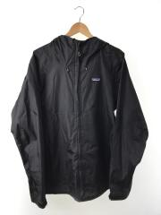 マウンテンパーカ/L/ナイロン/BLK/Windsweep Jacket
