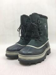 ブーツ/27cm/BLK/スウェード