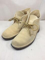 Clarks/チャッカブーツ/UK7.5/スウェード/500629/Desert Boot/擦れ、汚れ有
