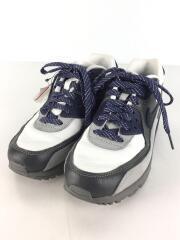 NIKE/ローカットスニーカー/23cm/ネイビー/AIR MAX 90/CI5646-100//替え靴紐付