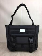 ショルダーバッグ/3109-10512/LUDUS AND-0200 MESSENGER BAG/ブラック