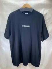 Tシャツ/UAH21TR503/20AW/Ramstein Germany/ロゴTee/M/コットン/ブラック