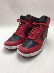 AIR JORDAN 1 HIGH 85/BQ4422-600/29cm/RED/PVC