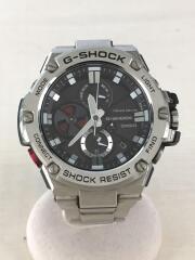 ソーラー腕時計・G-SHOCK/アナログ/ステンレス/ブラック/5513