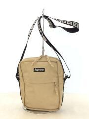 Shoulder Bag/ナイロン/ベージュ/18SS