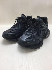 TRACK 2/ローカットスニーカー/28.5cm/BLK/PVC/568614/スニーカー/靴/ブラック