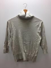セーター(薄手)/2/コットン/GRY/18年モデル