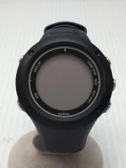 クォーツ腕時計/デジタル/BLK/ブラック/AMBIT2 R