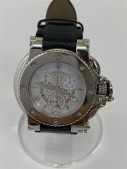 AQUANAUTIC/アクアノウティック/AB0050N00C02/クォーツ腕時計/アナログ/レザー